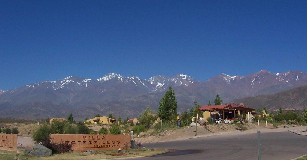 Region de Cuyo Potrerillos Mendoza Turismo en Argentina