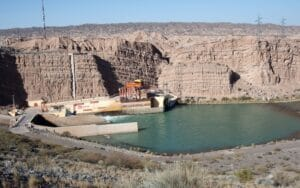 Dique Ullum San Juan Región de Cuyo Argentina Turismo en Argentina