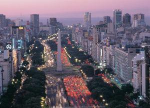 Buenos Aires Turismo, Interior, Costa Atlántica y Ciudad de Buenos Aires