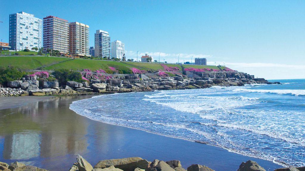 Mar del Plata La Costa Playas de Buenos Aires Turismo en Argentina