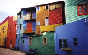 La Boca Buenos Aires Turismo en Argentina