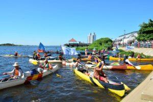 Formosa Litoral argentino turismo en argentina Lago La Oca Ciudad de Formosa
