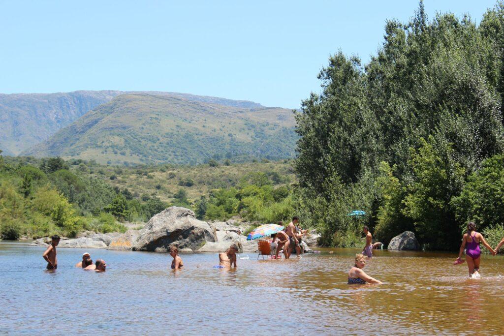 Valle de Paravachasca Cordoba Turismo en Argentina