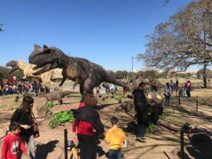 Chaco Litoral Argentino Turismo en Argentina Parque dinosaurios