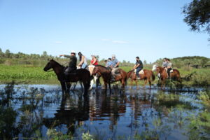 Chaco Litoral Argentino Turismo en Argentina turismo rural