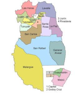 Mendoza Turismo en Mendoza