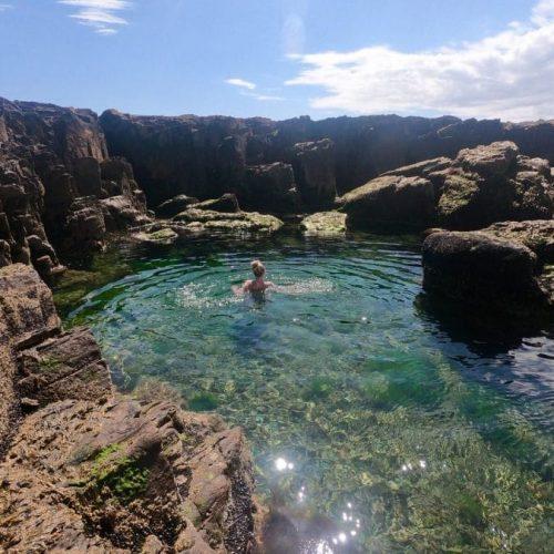 Bahia Bustamante Chubut Patagonia Turismo en Argentina