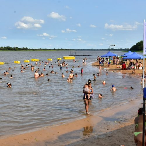 Formosa Litoral argentino turismo en argentina Playa de Formosa