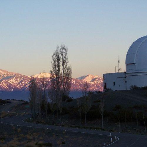 Observatorio El Leoncito Calingasta San Juan Región de Cuyo Argentina Turismo en Argentina