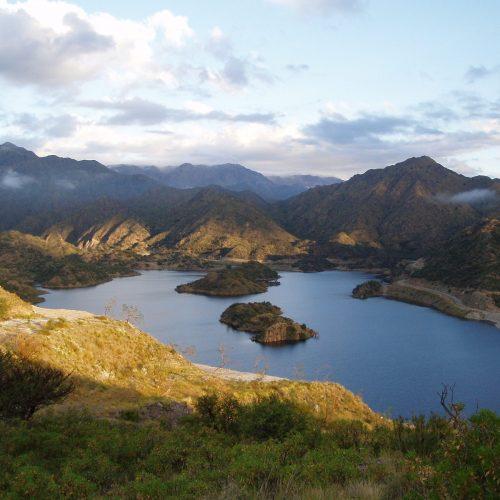 San Luis Circuitos Región de Cuyo Argentina Turismo en Argentina