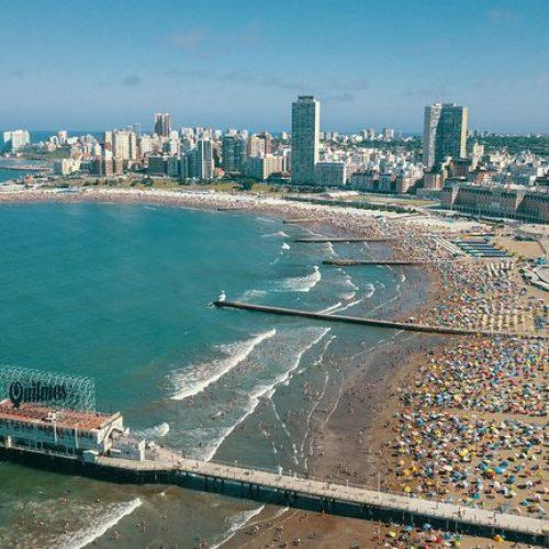Costa Atlántica Playas Buenos Aires Turismo en Argentina Mar del Plata