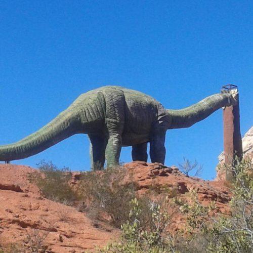 Dinosaurios en La Rioja Región de Cuyo Argentina Turismo en Argentina
