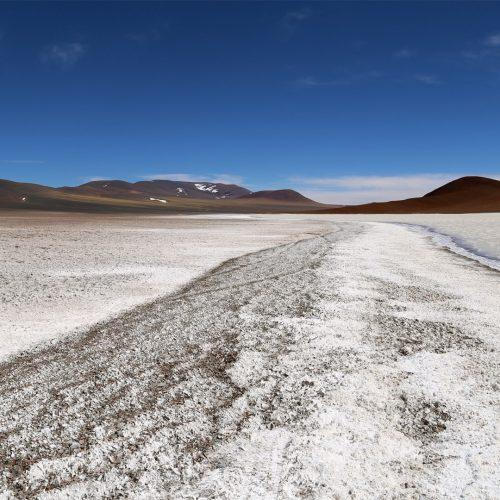 Laguna Brava Región de Cuyo Argentina Turismo en Argentina
