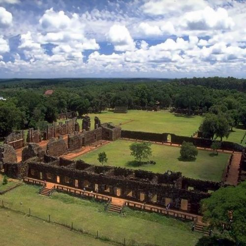 Ruinas de San Ignacio Misiones Litoral argentino turismo en argentina ruinas de san ignacio